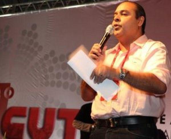 Vagner Freitas é o primeiro bancário eleito presidente da CUT
