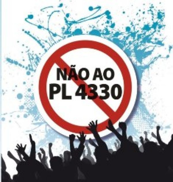 PL 4330 vai à votação na Câmara em 7 de abril