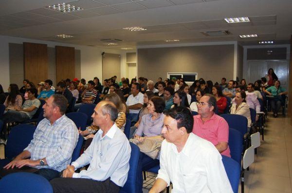 Dirigentes do Sindicato de Umuarama participaram de Simpósio sobre Educação Ambiental