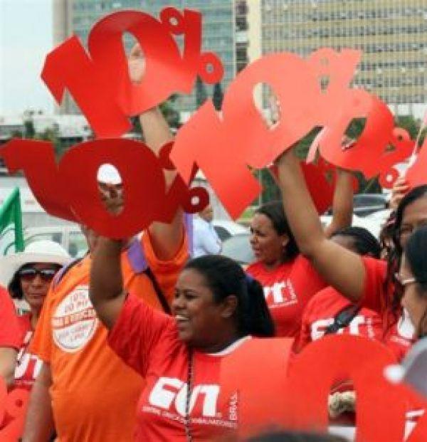 Câmara aprova projeto que cria o PNE com destinação de 10% do PIB para a educação