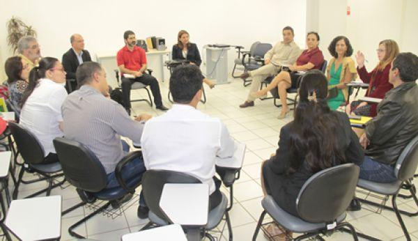 Diretores eleitos da Cassi se reúnem com Conselho de Usuários do DF