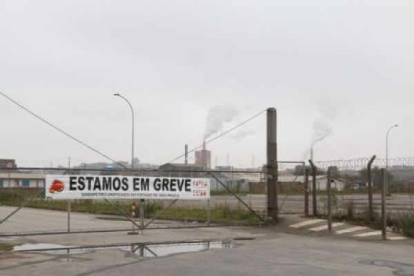 Para a CUT, greve dos petroleiros é em defesa dos interesses do Brasil