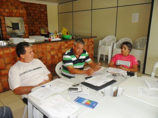 CUT Noroeste realizou sua última reunião de 2012