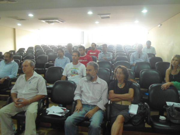 Dirigentes do Pactu participam de reunião da Fetec-CUT/PR