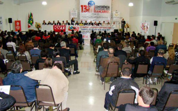 Umuarama vai sediar a Conferência Estadual dos Bancários