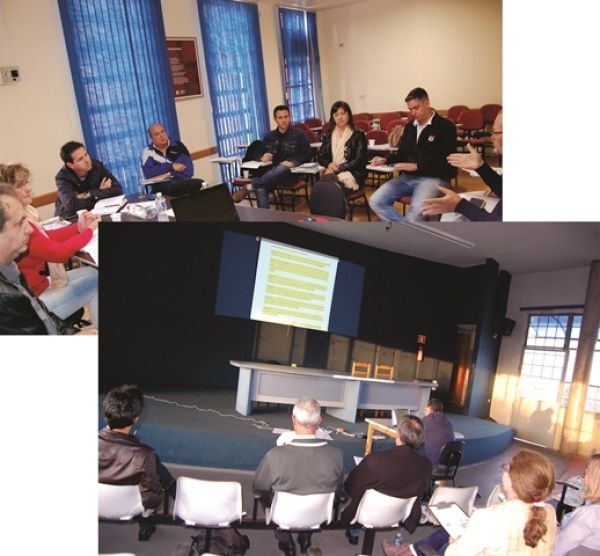 Dirigentes sindicais debatem melhoria na comunicação do Pactu e reivindicações da campanha salarial 2015