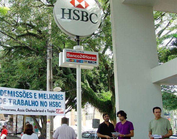 HSBC é denunciado por espionar 164 funcionários em licença médica