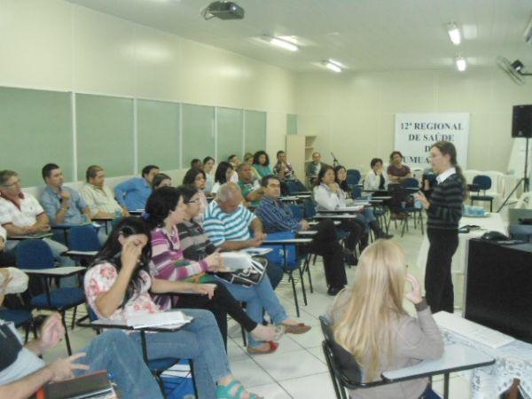 Sindicato de Umuarama participou de Ciclo de Debates em Saúde do Trabalhador