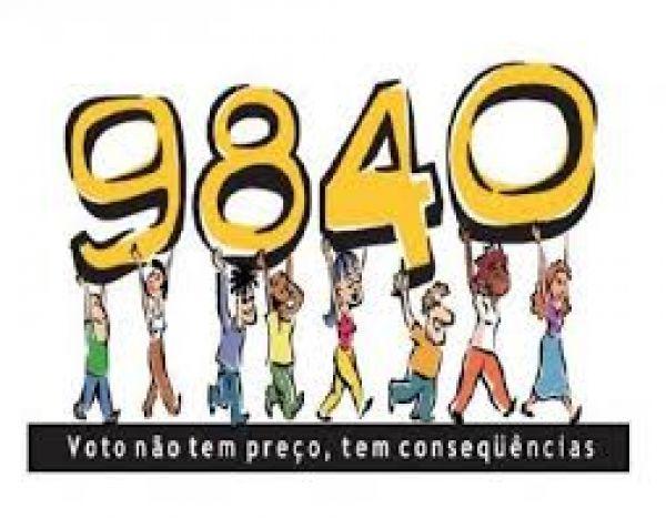Sindicato dos Bancários de Guarapuava presente no Comite 9840.
