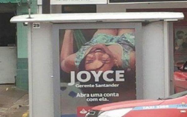 Santander é denunciado ao MPT por propaganda sensual