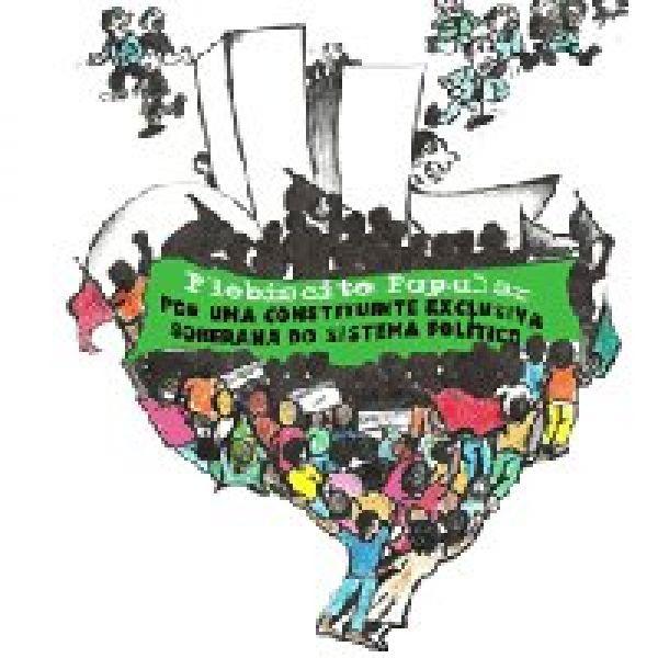 Contraf defende plebiscito sobre Constituinte Exclusiva do sistema político