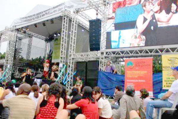 CUT na Rio+20: Na véspera da Marcha dos Movimentos Sociais, Cúpula dos Povos aponta pauta de lutas