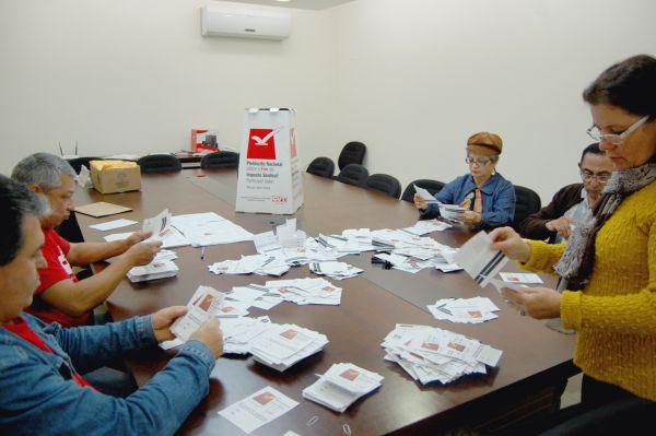 CUT Noroeste coletou mais de 4 mil votos no Plebiscito sobre o Imposto Sindical