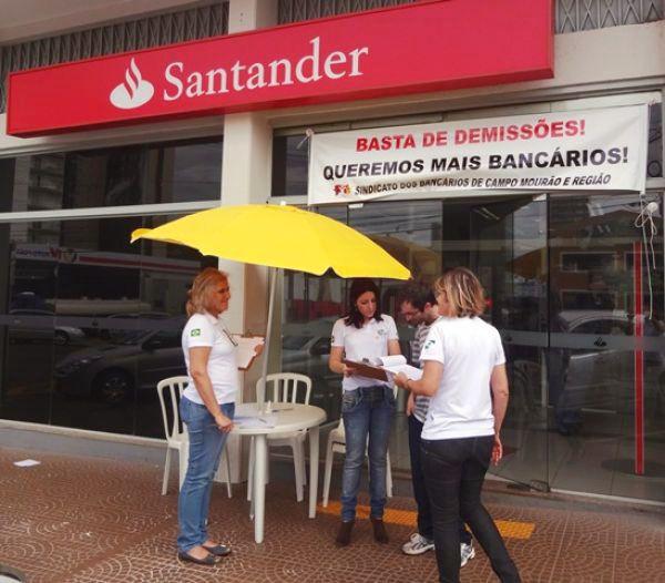 TRT condena Santander a pagar R$ 10 milhões por desrespeitar jornada