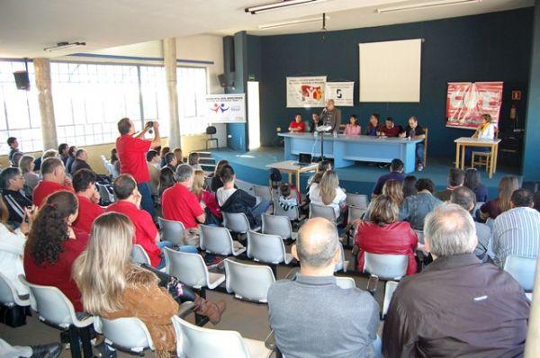 Pactu: campanha salarial 2015 realiza a 7ª conferência regional em Paranavaí