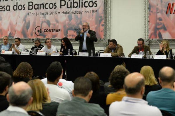 Congressos do BB e da Caixa são exemplos de mobilização da categoria