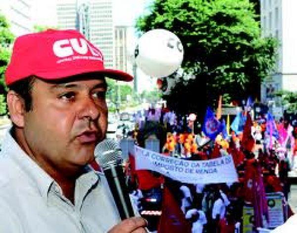 Em março vamos cobrar a pauta dos trabalhadores, afirma presidente da CUT