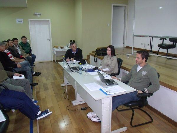Sindicatos do Pactu participaram do Encontro Estadual dos Funcionários do Santander