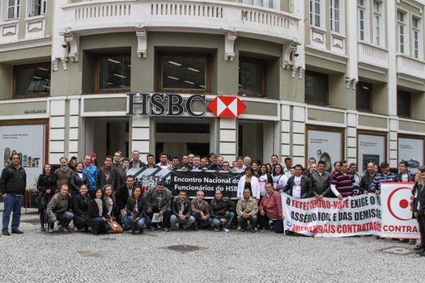 Encontro Nacional prioriza emprego e condições de trabalho no HSBC
