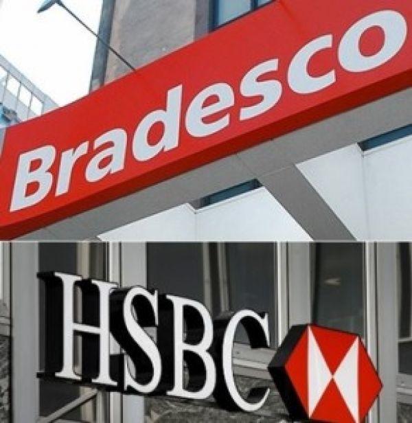 Bradesco está prestes a fechar compra do HSBC