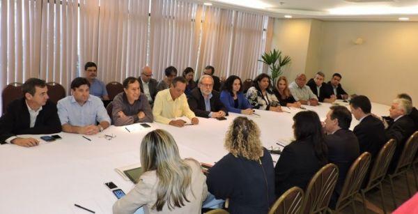 Fenaban oferece 8,75% e Comando Nacional rejeita na mesa de negociação
