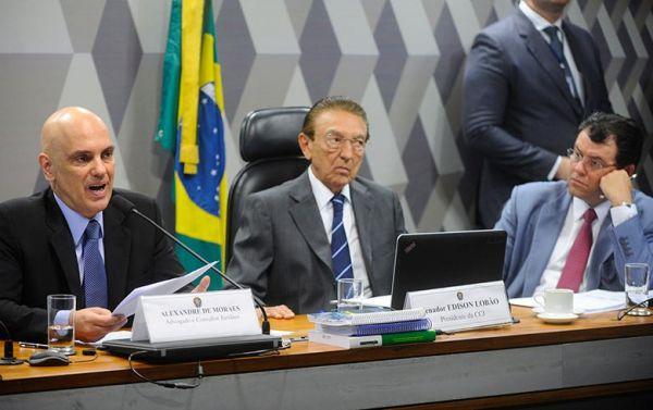 Moraes tenta se explicar sobre críticas de que despreza direitos humanos