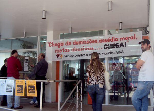 Uma semana após paralisações, Itaú anuncia medidas para conter rotatividade