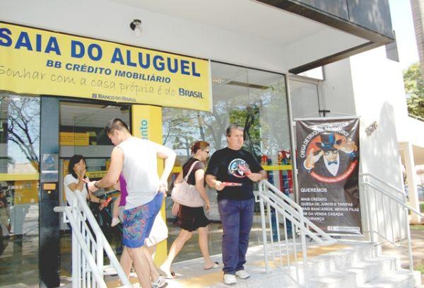 Campanha Nacional 2012: Seeb Umuarama prossegue manifestações