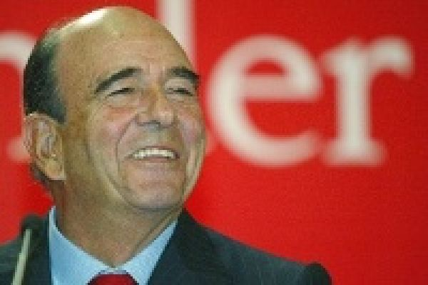 Botín diz que Santander não está à venda, mas nada fala sobre emprego