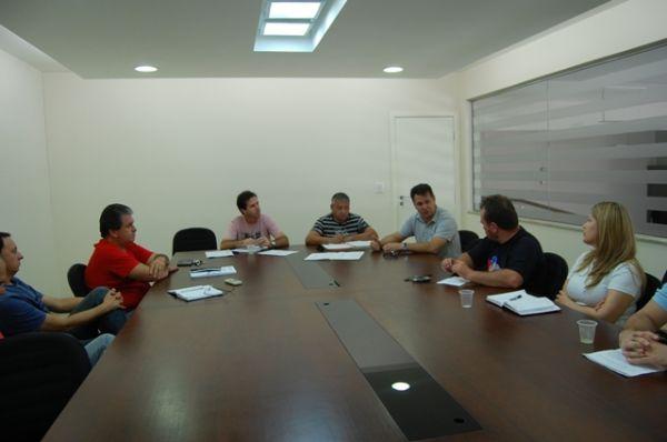 Sindicato de Umuarama promoveu reunião de sua Diretoria