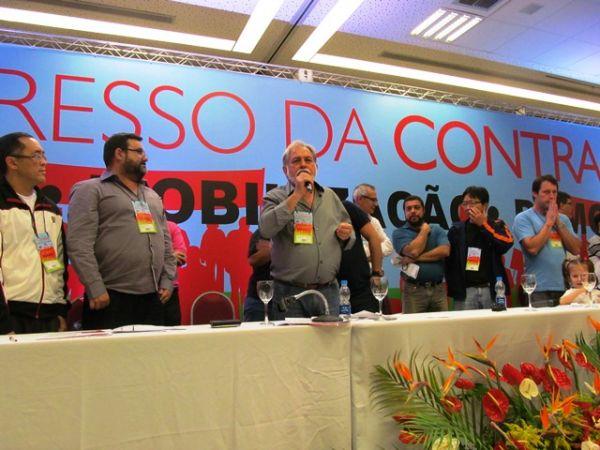 Congresso da Contraf-CUT termina com apresentação da diretoria eleita