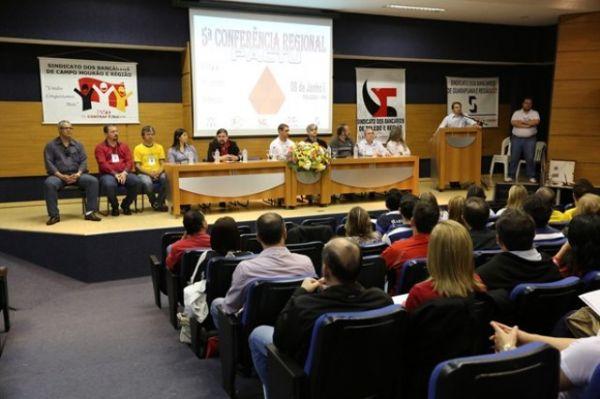 Conferência Regional do PACTU será neste final de semana.