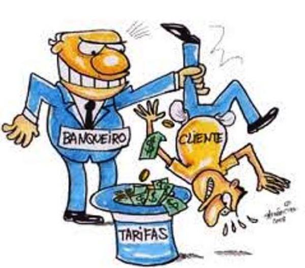 Bancos elevam tarifas acima da inflação