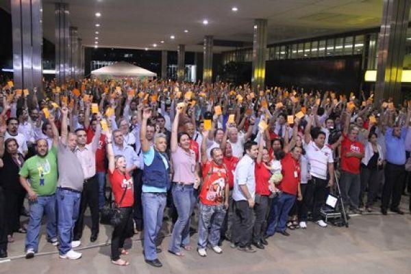 Bancários rejeitam proposta da Fenaban e aprovam greve a partir do dia 27