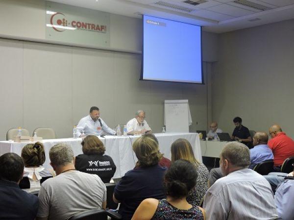 Contraf define representantes do ramo financeiro para direção nacional da CUT