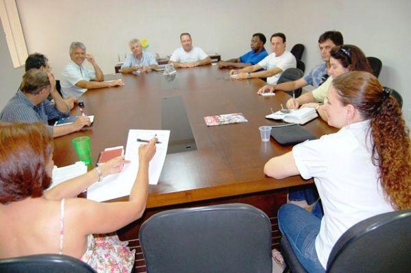 EcoUmuarama debateu Bosque dos Xetás com Prefeitura Municipal