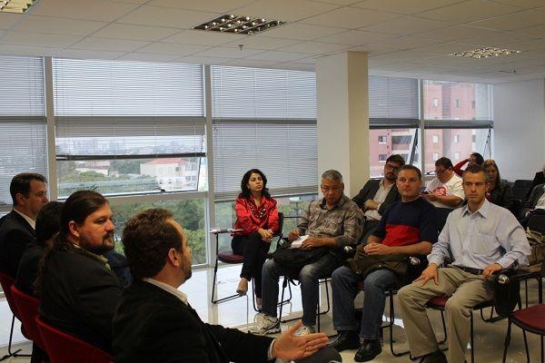 CUT-PR promoveu seminário sobre o trabalho decente