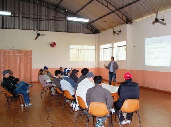 Diretoria do Sindicato de Umuarama debateu a Central