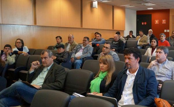 Dirigentes Sindicais debatem sobre Plano de Previdência Complemantar 4x4.