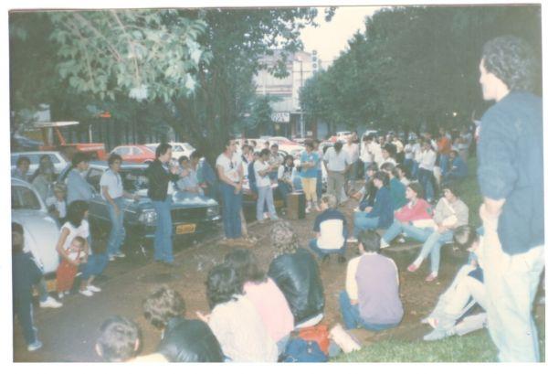 Bancarios de Toledo comemoram 25 anos de luta
