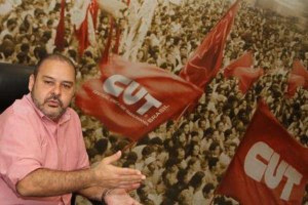 Slogan 30 anos transformando o Brasil não foi à toa, diz Vagner Freitas