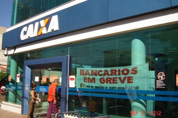 Força da greve arranca negociação entre Comando e Fenaban, BB e Caixa nesta terça