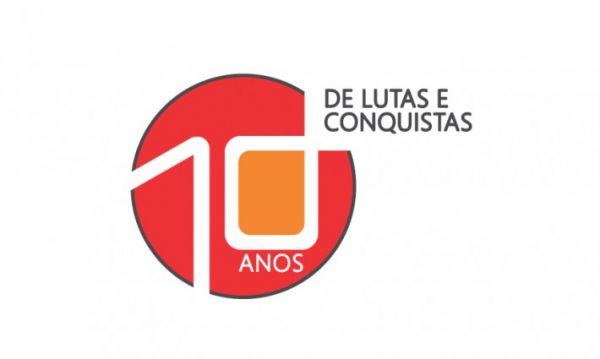 Contraf-CUT completa 10 anos de lutas e conquistas