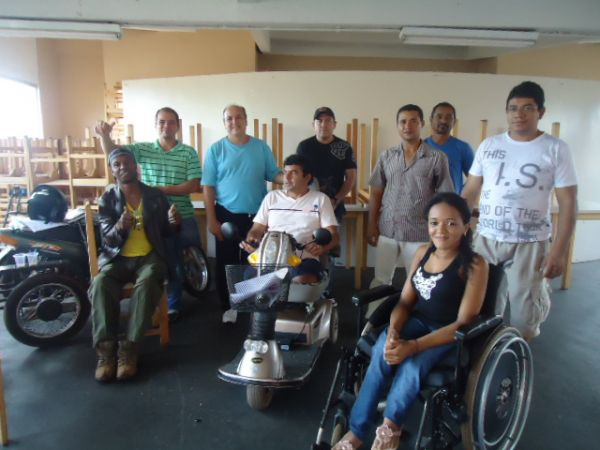 Seeb Paranavaí apoia fundação de associação de pessoas com deficiência