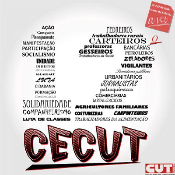 Congresso Estadual da CUT acontece em Curitiba
