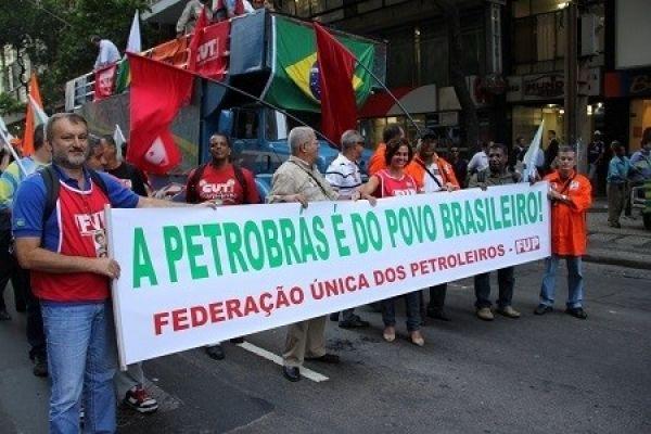 FUP e CUT alertam: Não permitiremos que o Pré-Sal seja moeda de troca dos golpistas