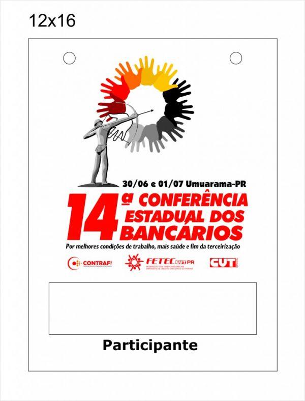 14ª Conferência Estadual dos Bancários