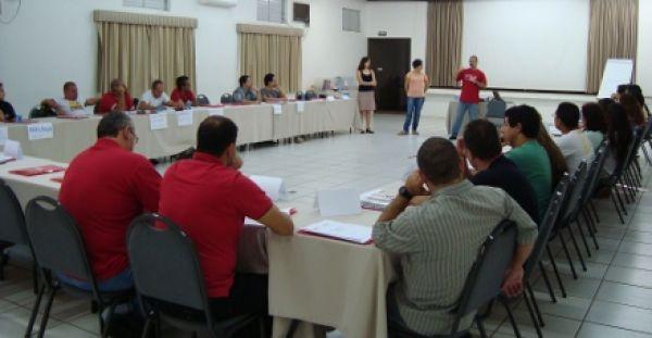 Começa novo curso de formação sindical da Contraf-CUT e Dieese