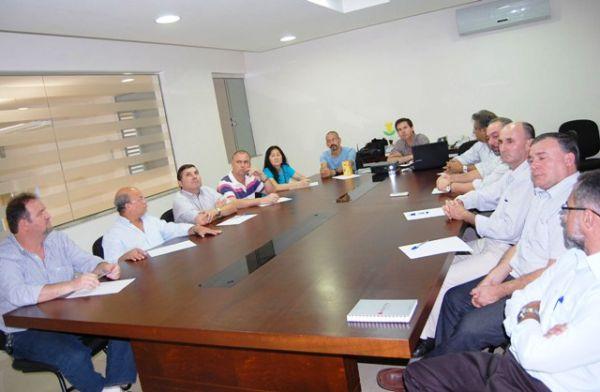 Seeb Umuarama promoveu reunião sobre o Funbep