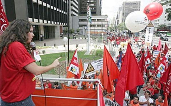 Paulista é palco da luta por PLR livre de imposto de renda